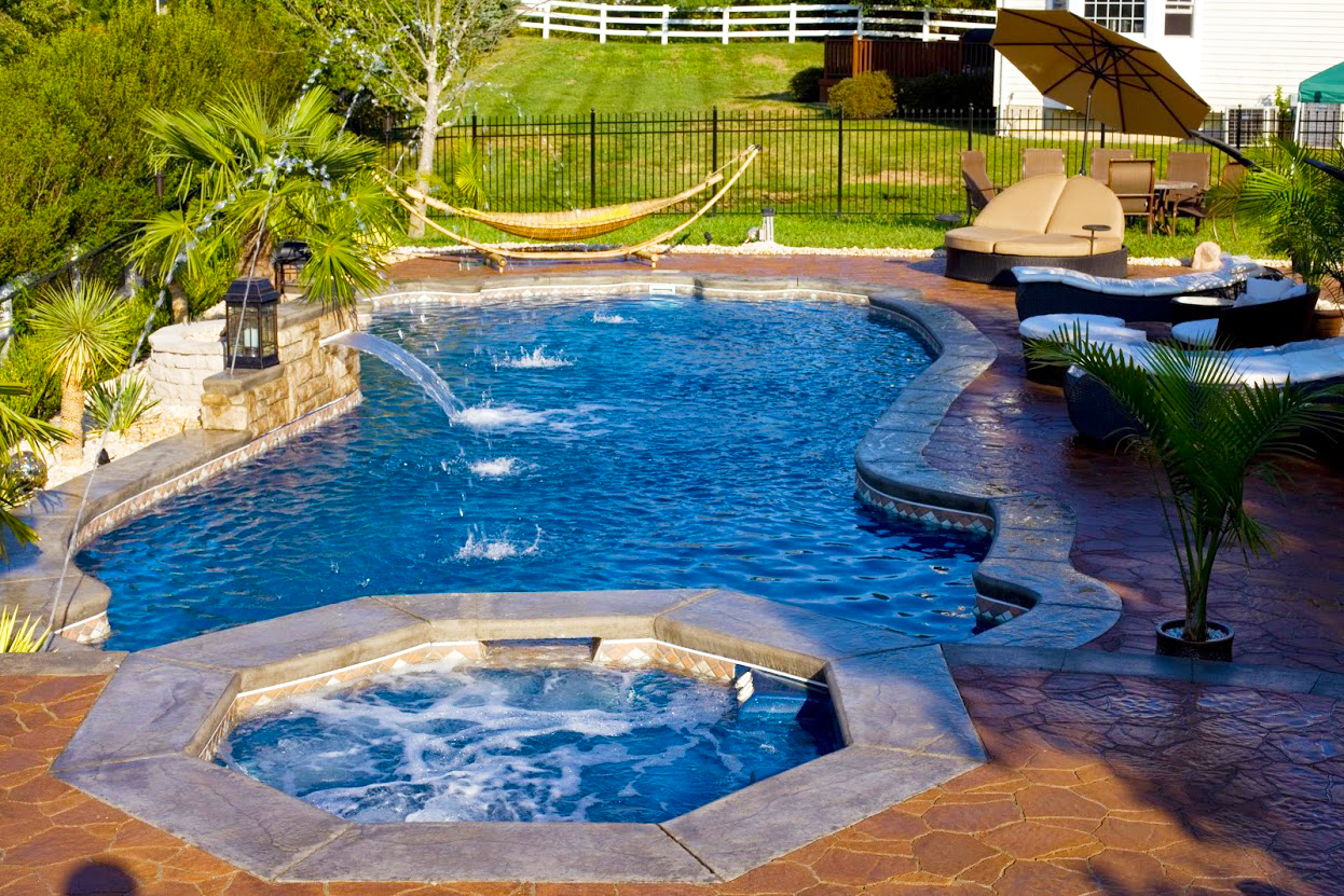 Pool Options | SwimUSA Fiberglass Swimming Pools