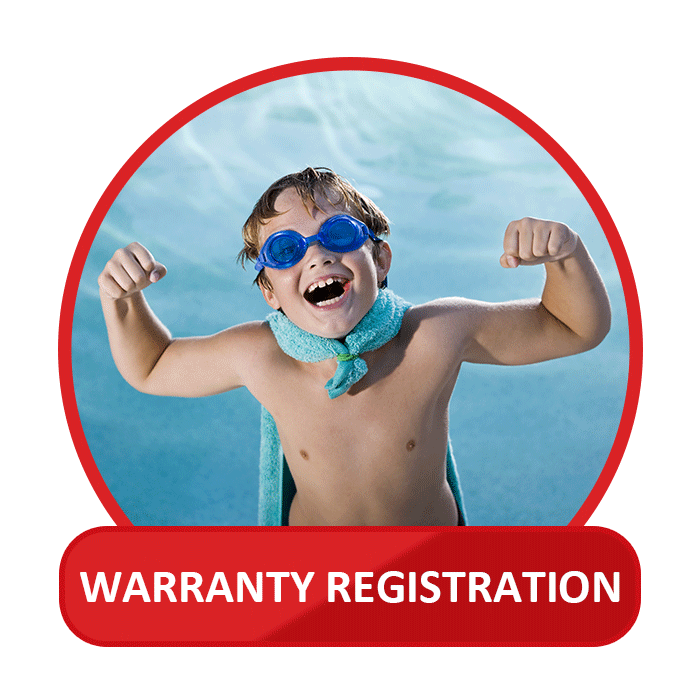 register my swimusa fiberglass pool